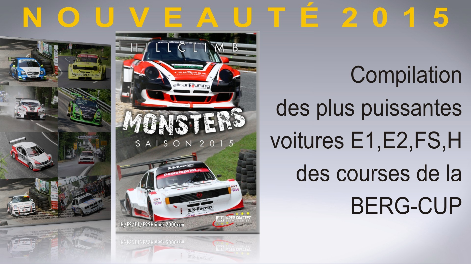 HillClimb Monsters 2015